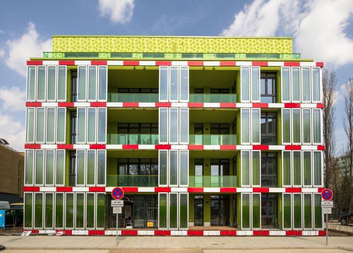 algae house