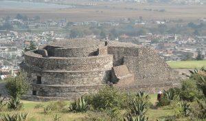 templo de Ehécatl - Calixtlahuaca